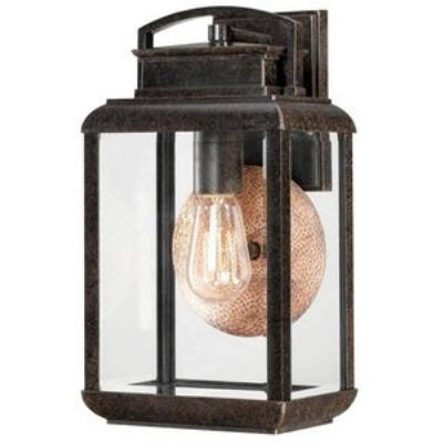 Quoizel Lighting BRN8408IB Byron - One Light Medium Outdoor Wall Lantern
