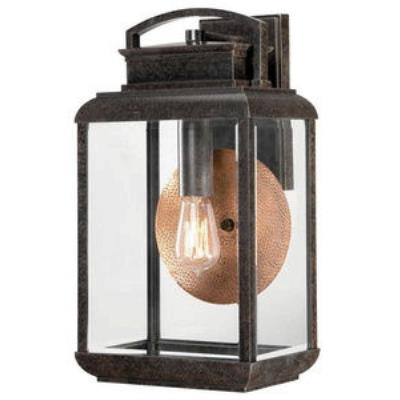 Quoizel Lighting BRN8410IB Byron - One Light Large Outdoor Wall Lantern