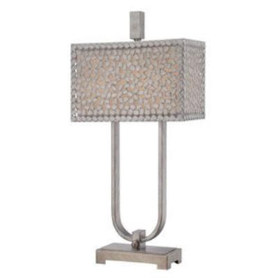 Quoizel Lighting CKCF6330OS Confetti - Two Light Table Lamp