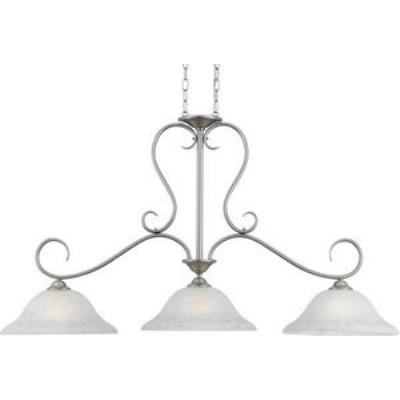 Quoizel Lighting DH348AN Duchess - Three Light Island