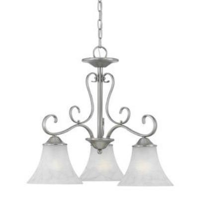 Quoizel Lighting DH5103AN Duchess - Three Light Chandelier