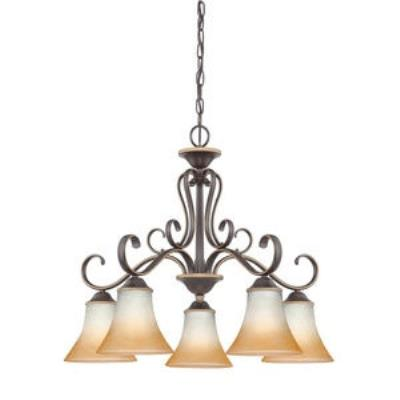 Quoizel Lighting DH5105PN Duchess - Five Light Chandelier