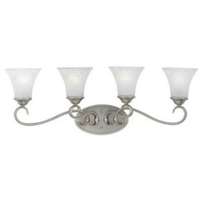 Quoizel Lighting DH8604AN Duchess - Four Light Bath Bar