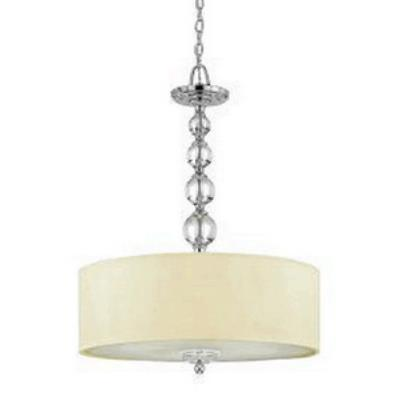 Quoizel Lighting DW1824C Downtown - Four Light Pendant