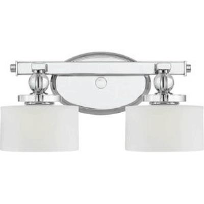 Quoizel Lighting DW8602 Downtown - Two Light Bath Vanity