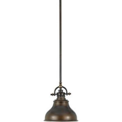 Quoizel Lighting ER1508PN Emery - One Light Mini Pendant