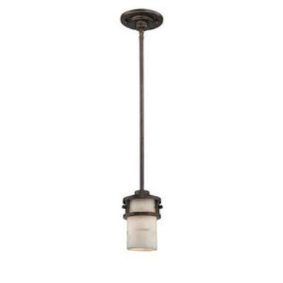 Quoizel Lighting KY1508IN Kyle - One Light Rod Hung Mini-Pendant