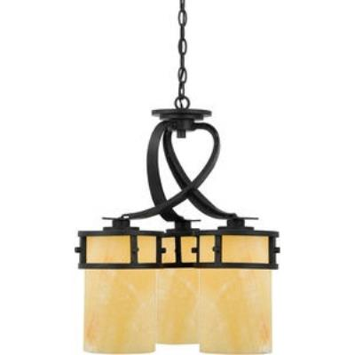 Quoizel Lighting KY5103IB Kyle - Three Light Chandelier