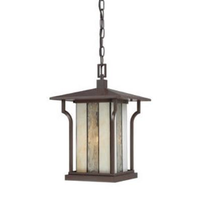 Quoizel Lighting LNG1911CHB Langston - One Light Outdoor Fixture