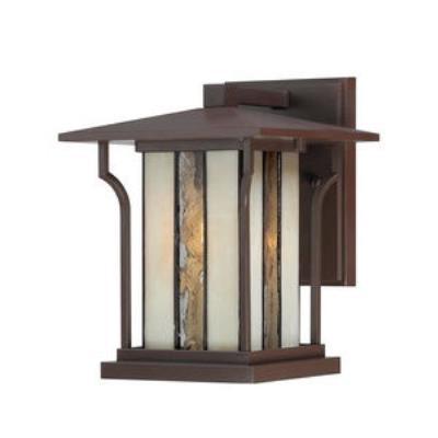 Quoizel Lighting LNG8407CHB Langston - One Light Outdoor Fixture