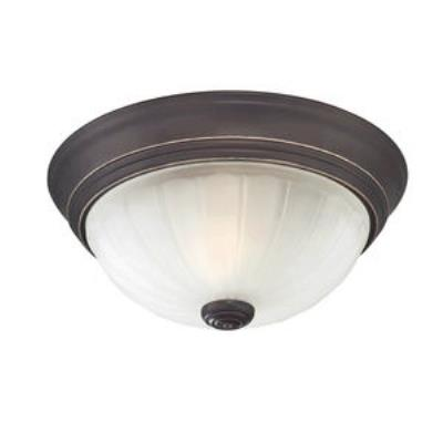 Quoizel Lighting ML182PNUL Melon - One Light Flush Mount