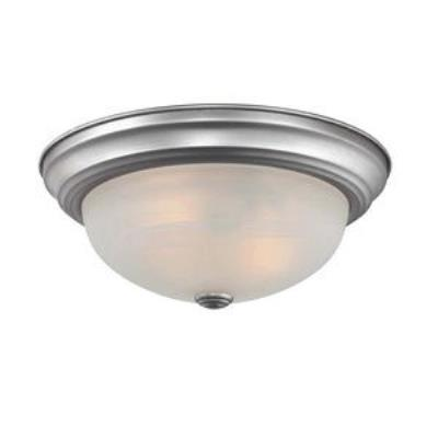 Quoizel Lighting MNR1613BN Manor - Two Light Medium Flush Mount