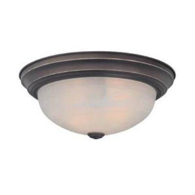 Quoizel Lighting MNR1613PN Manor - Two Light Medium Flush Mount