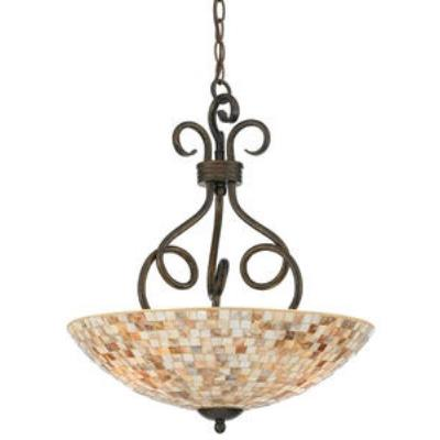Quoizel Lighting MY2816ML Monterey Mosaic - Three Light Pendant