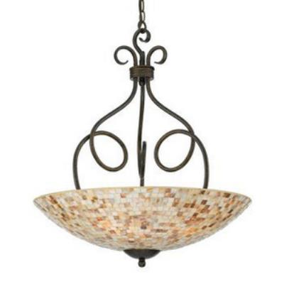 Quoizel Lighting MY2824ML Monterey Mosaic - Four Light Pendant