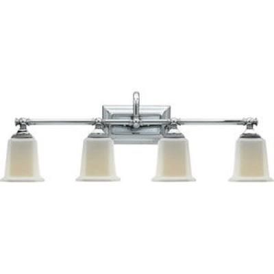 Quoizel Lighting NL8604 Nicholas - Four Light Bath Vanity