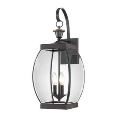 Quoizel Lighting OAS8409Z Oasis - Three Light Outdoor Fixture