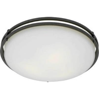 Quoizel Lighting OZ1616IN Ozark - Three Light Flush Mount