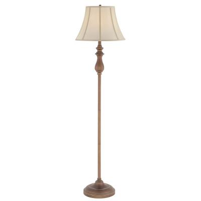 Quoizel Lighting Q1054FPN Stockton - One Light Floor Lamp