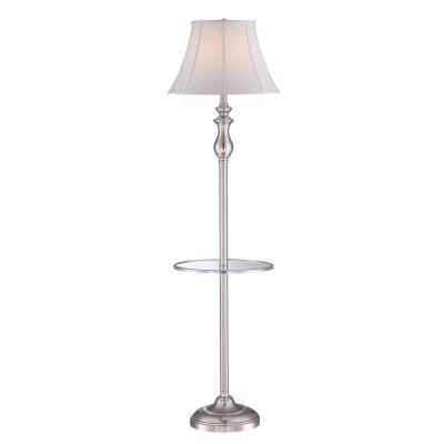 Quoizel Lighting Q1055FBN Stockton - One Light Floor Lamp