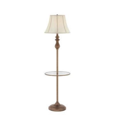 Quoizel Lighting Q1055FPN Stockton - One Light Floor Lamp