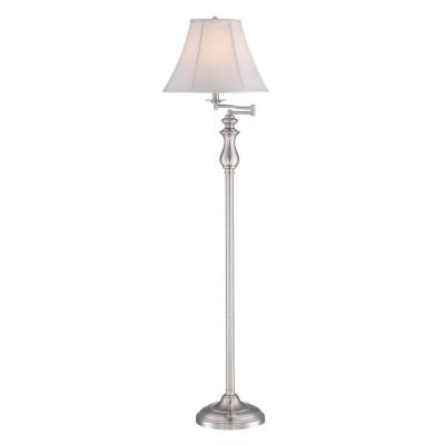 Quoizel Lighting Q1056FBN Stockton - One Light Floor Lamp