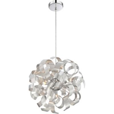 Quoizel Lighting RBN2817MN Ribbons - Five Light Pendant