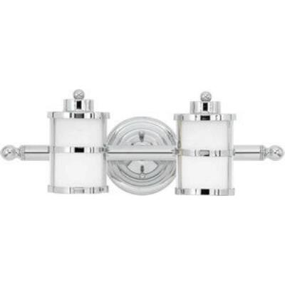 Quoizel Lighting TB8602C Tranquil Bay - Two Light Bath Bar