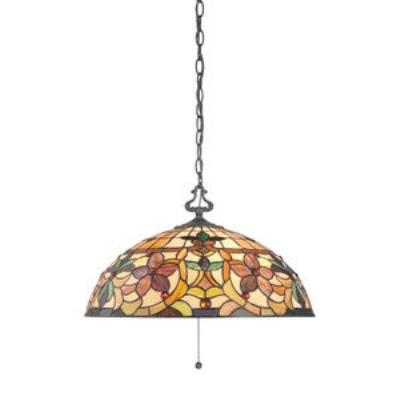 Quoizel Lighting TF878CVB Kami - Three Light Pendant
