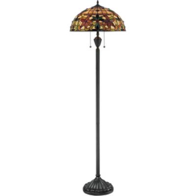 Quoizel Lighting TF878F Kami - Two Light Floor Lamp