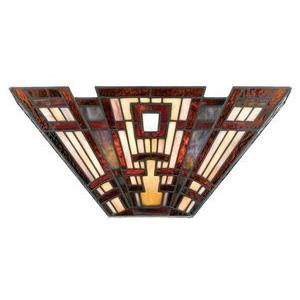 Classic Craftsman - Two Light Pocket Wall Sconce