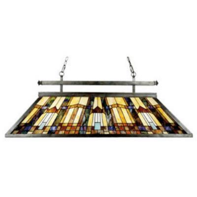 Quoizel Lighting TFIK348VA Inglenook - Three Light Island Fixture