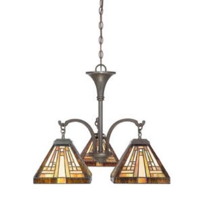 Quoizel Lighting TFST5103VB Stephen - Three Light Chandelier