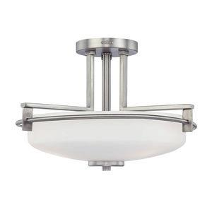 Taylor - Three Light Semi-Flush Mount