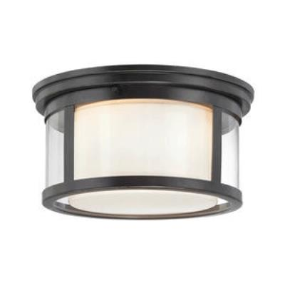 Quoizel Lighting WLS1613PN Wilson - Two Light Flush Mount