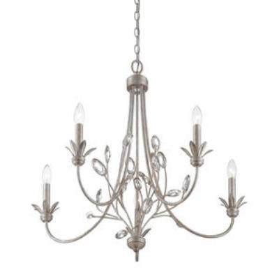 Quoizel Lighting WSY5005IF Wesley - Five Light Chandelier