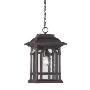 Cathedral - One Light Large Outdoor Hanging Lantern