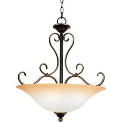Quoizel Lighting DH2820PN Duchess - Four Light Pendant