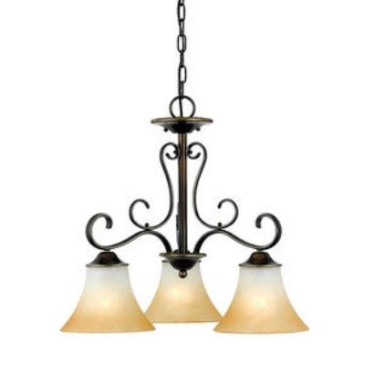 Quoizel Lighting DH5103PN Duchess - Three Light Dinette Chandelier
