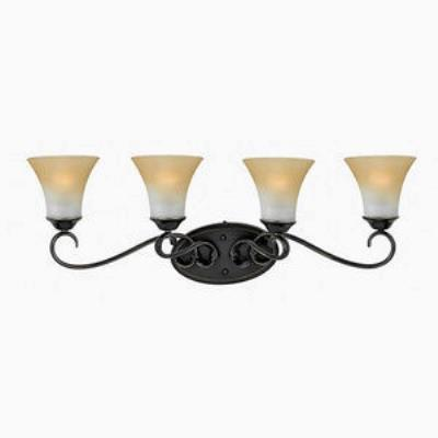 Quoizel Lighting DH8604PN Duchess - Four Light Bath Bar