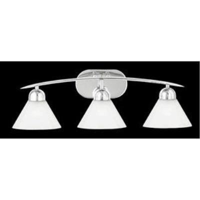 Quoizel Lighting DI8503C Demitri - Three Light Bath Bar