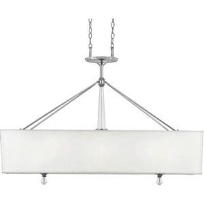 Quoizel Lighting DX348C Deluxe - Three Light Island Chandelier