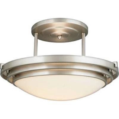 Quoizel Lighting EL1285 Electra - One Light Semi Flush Mount