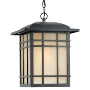 Hillcrest - One Light Outdoor Hanging Lantern