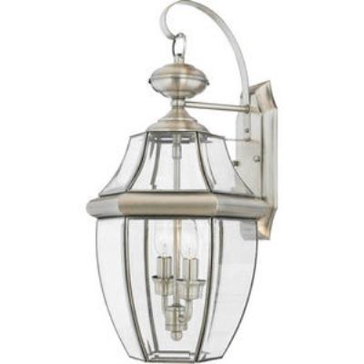 Quoizel Lighting NY8317P Newbury - Two Light Large Wall Lantern