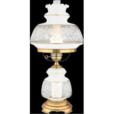 Quoizel Lighting SL703G Satin Lace - One Light Table Lamp