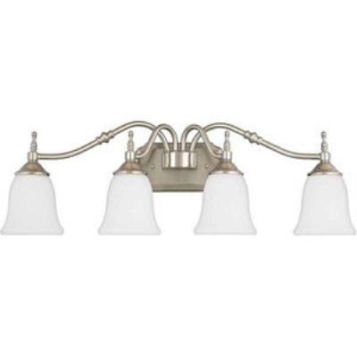 Quoizel Lighting TT8604BN Tritan - Four Light Bath Bar