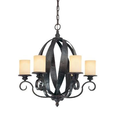Savoy House 1-220-6-25 Carmel - Six Light Chandelier