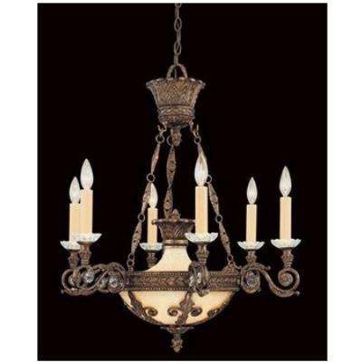 Savoy House 1-3410-6-56 Empire - Nine Light Chandelier