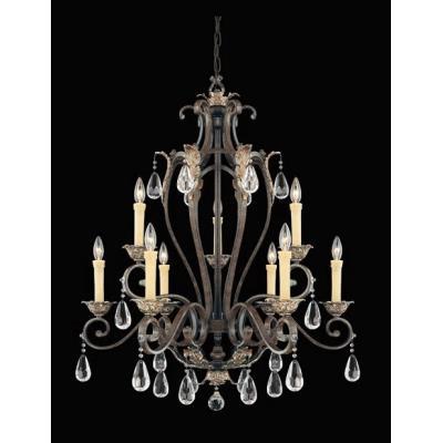 Savoy House 1-4051-9-124 Hensley - Nine Light Chandelier